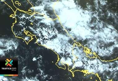 Onda tropical #41 provoca lluvias en el Pacífico y Valle Central