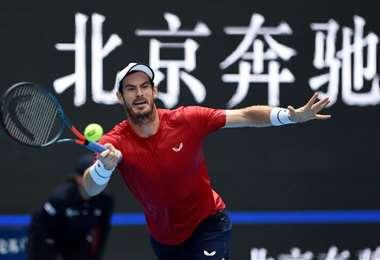 Andy Murray vuelve a ganar en Pekín y pasa a cuartos de final   AFP