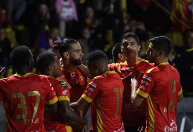 Herediano triunfó en el Rosabal Cordero  - CORTESIA PRENSA HEREDIANO