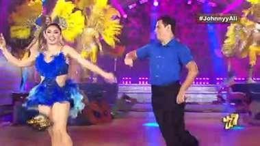 Samba - Johnny López y Alhanna Morales