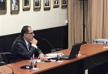 Marcelo Prieto, rector UTN. Cortesía Asamblea Legislativa