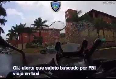 Cortesía Policía Municipal de Escazú