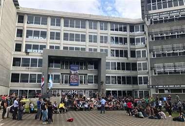 Edificio Ciencias Sociales UCR