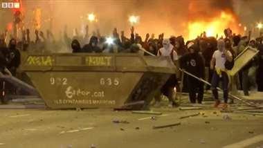 Las protestas que sacuden tres continentes