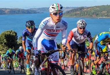 El tico Kevin Rivera seleccionado nacional de ciclismo   ARCHIVO