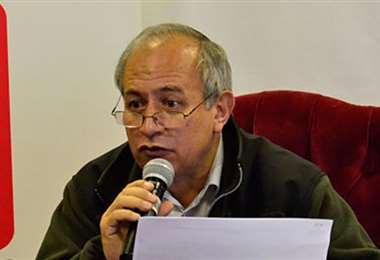 Renuncia vicepresidente del TSE de Bolivia, Antonio Costas