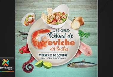 Festival de Ceviche del Pacífico