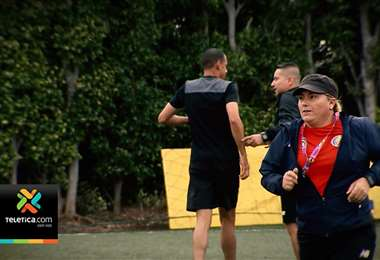Patricia Miranda renunció como instructora de Fedefutbol
