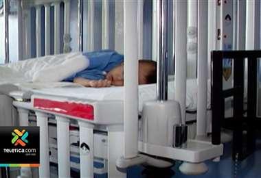 Ya hay menos pequeños graves por virus respiratorios en el Hospital de Niños