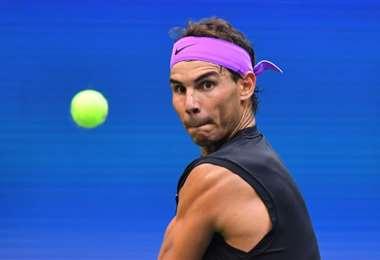 Rafael Nadal, tenista español | AFP