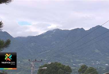 Ingreso de vientos desde Caribe responsables de lluvias que sorprendieron al este del Valle Central