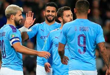 Manchester City   AFP