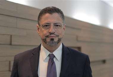 Rodrigo Chaves. Presidencia