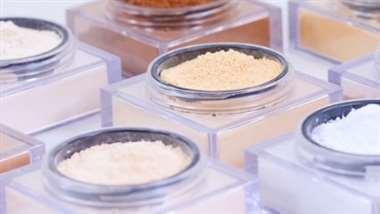 ¿Son mejores los polvos sueltos o compactos?