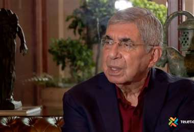 El expresidente de la República, Óscar Arias Sánchez.