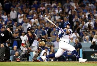 Dodgers ante Nacionales |AFP