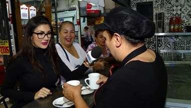 Monserrat del Castillo escogió el café que le dará a sus invitados en su boda