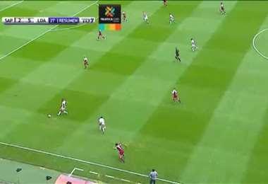 Fútbol Nacional: Saprissa 2 - 5 Alajuelense 06 Octubre 2019