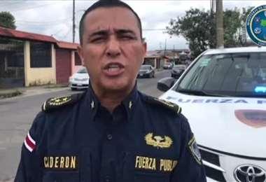 Detienen hombre que llevaba droga oculta en bolitas de queso afuera de La Reforma