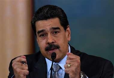 Nicolás Maduro, presidente de Venezuela |AFP.