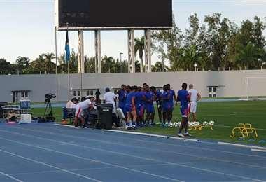Selección de Haití | Christian Sandoval