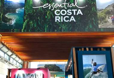 Costa Rica en el TTG Incontri. ICT
