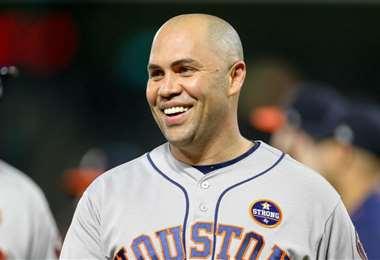 Carlos Beltrán exjugador de los Mets de Nueva York | AFP