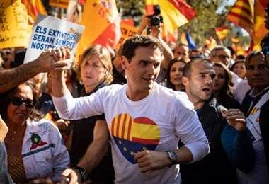 Albert Rivera. Facebook Ciudadanos