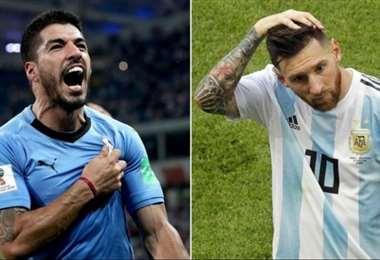 Argentina vrs Uruguay