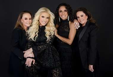 Yuri, Pandora y Natalia Jiménez se unen en concierto el próximo 15 de febrero
