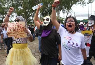 Nicaragua protestas