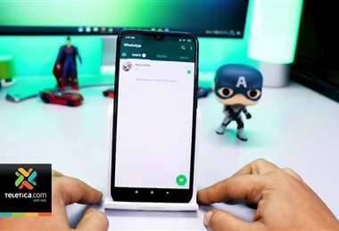 Ahora puede bloquear WhatsApp con la huella de su dedo