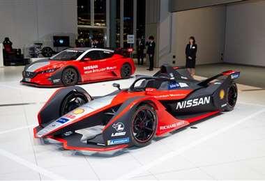 Fórmula E-Nissan