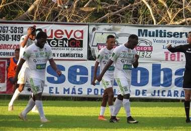 Jicaral ante Limón FC   Prensa Jicaral