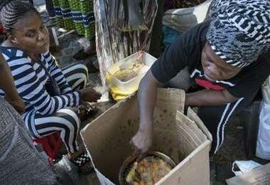 áfrica vive hambruna