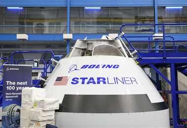 Cápsula espacial Starliner