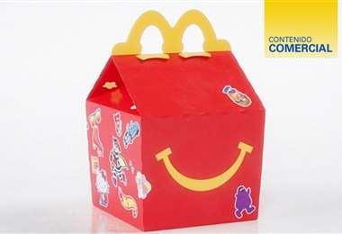 Publireportaje McDonalds