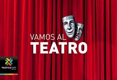 Vamos al Teatro 08 Noviembre 2019