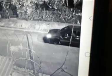 Video: Así acribillaron a quemarropa a dos personas en Pavas