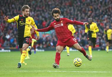Foto: Liverpool en Twitter