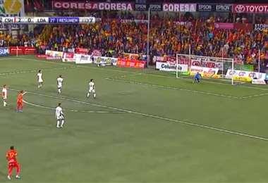 Fútbol Nacional: Herediano 2 - 0 Alajuelense
