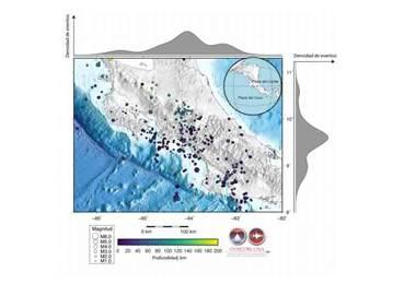 Ovsicori reportó 365 sismos en enero 2019