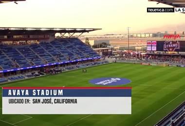 Conozca el estadio en el que se enfrentarán la selecciones de Estados Unidos y Costa Rica.