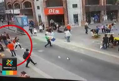Autoridades detuvieron a banda dedicada al robo y asalto de turistas extranjeros