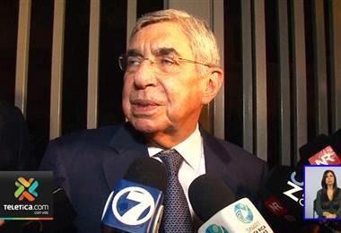 Nueva denuncia de agresión sexual se presentó en contra de Óscar Arias
