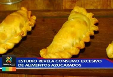 Estudio revela exceso en consumo de alimentos azucarados en costarricenses