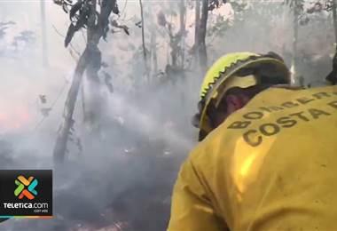 Nuevo Incendio Forestal