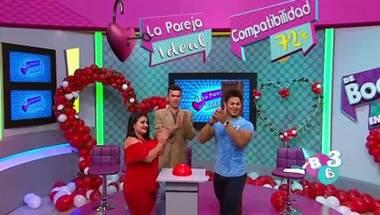 Ana Lucía Vega acepta buscar su 'pareja ideal'