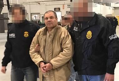 El Chapo Guzmán. AFP
