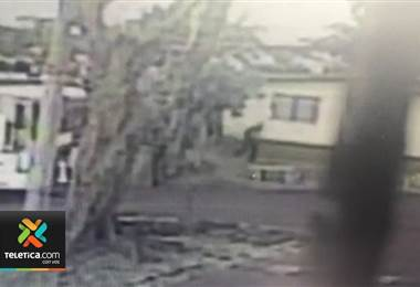 OIJ y Fiscalía detuvieron a tres sospechosos de asaltos en paradas de autobús en Heredia